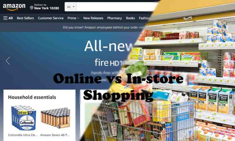Online vs. In-Store Shopping | Detailed Comparison