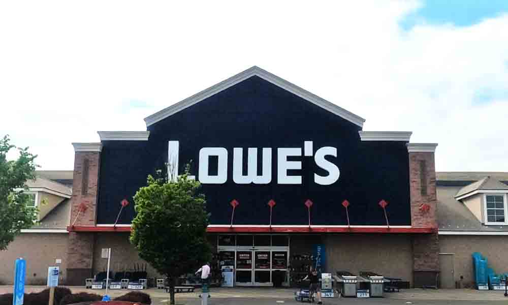 how to shop at lowe's