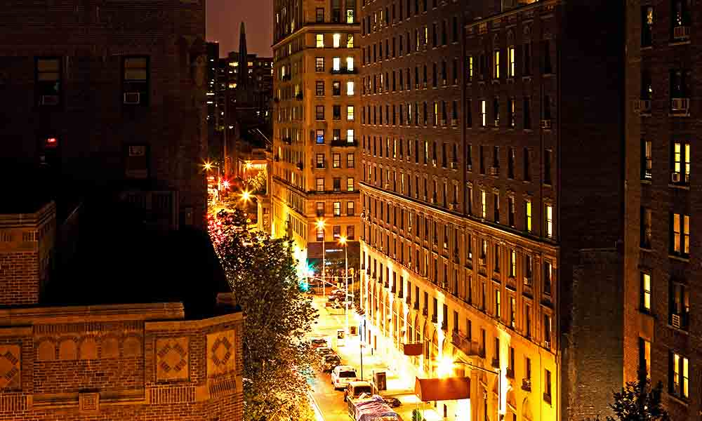 Beautiful Streets in New York City